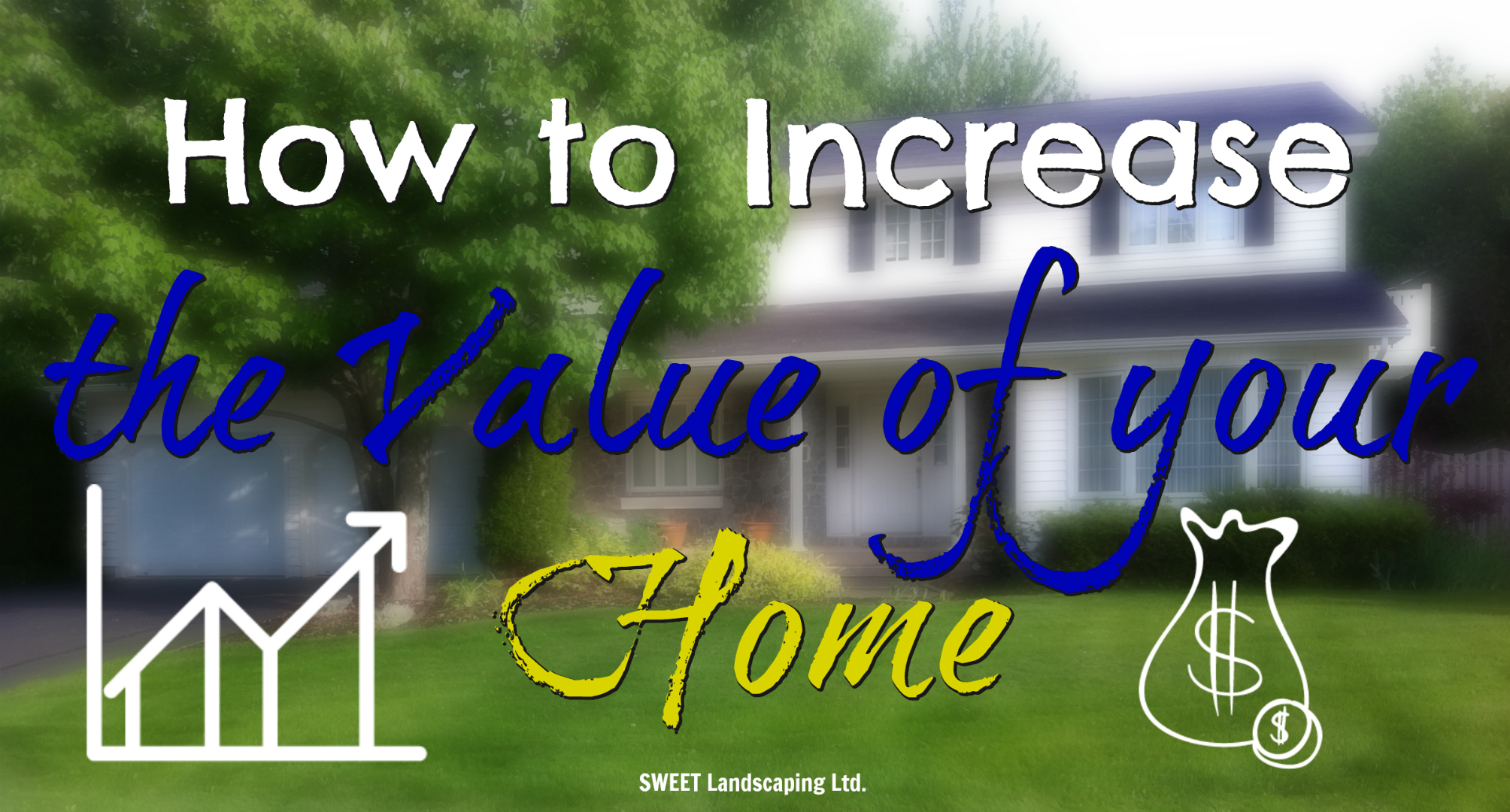 How to increase the value of your home sweet landscaping for How to increase home value